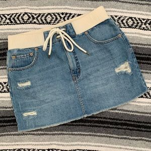 Urban Outfitters BDG Denim Jean Skirt Size M,